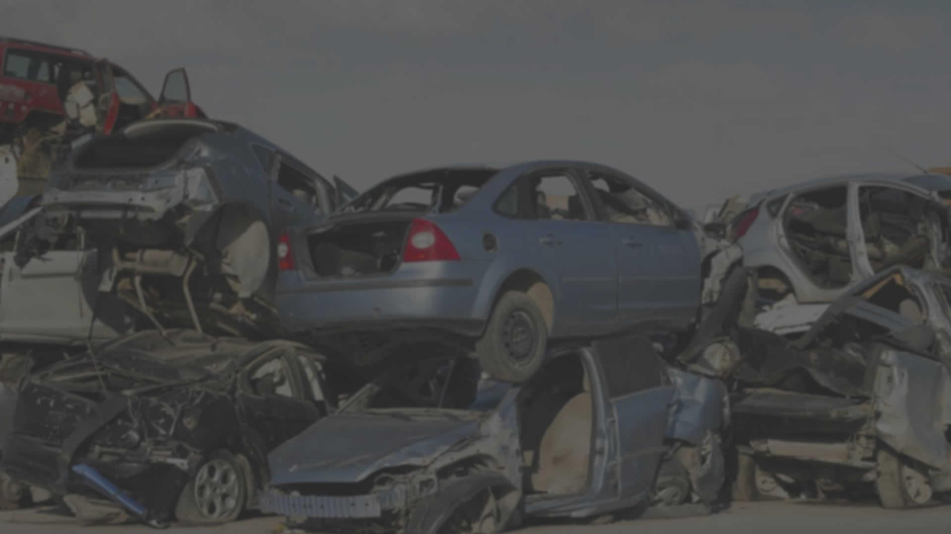Smith & Son's Scrap Cars