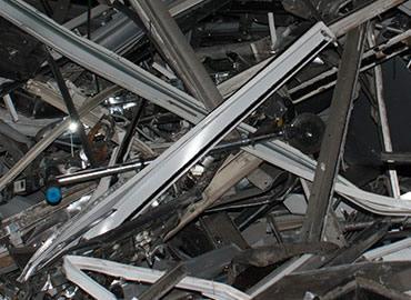 Scrap Metal Types - Aluminium