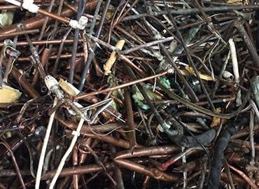 Scrap Metal Types - Copper