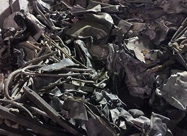 Scrap Metal Types - Lead