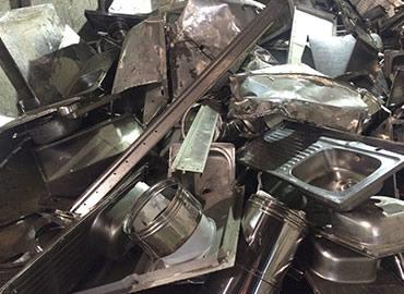 Scrap Metal Types - Stainless Steel