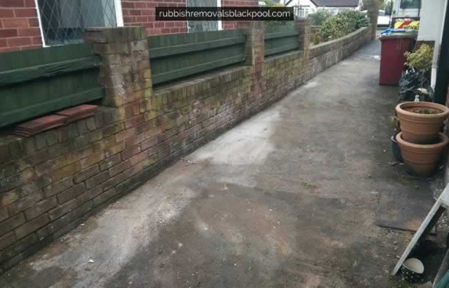 After Rubbish Removal