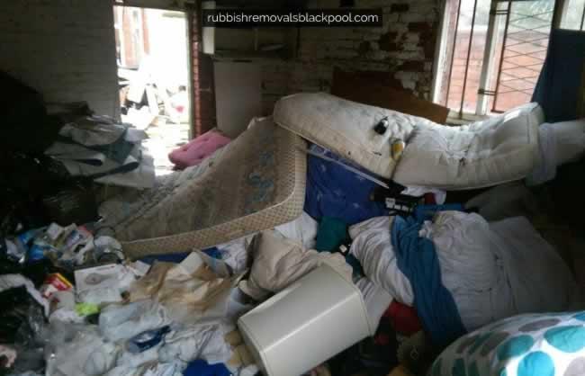 Before Rubbish Removal